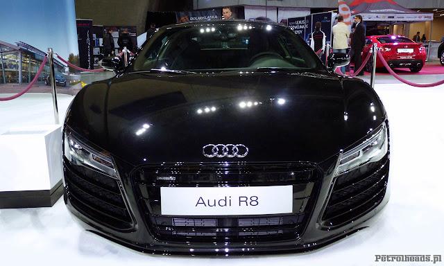 Audi R8 w obiektywie Petrolheads.pl