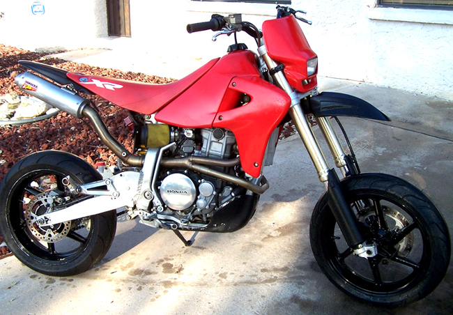 Heavy Bikes Blog Honda Xr650r