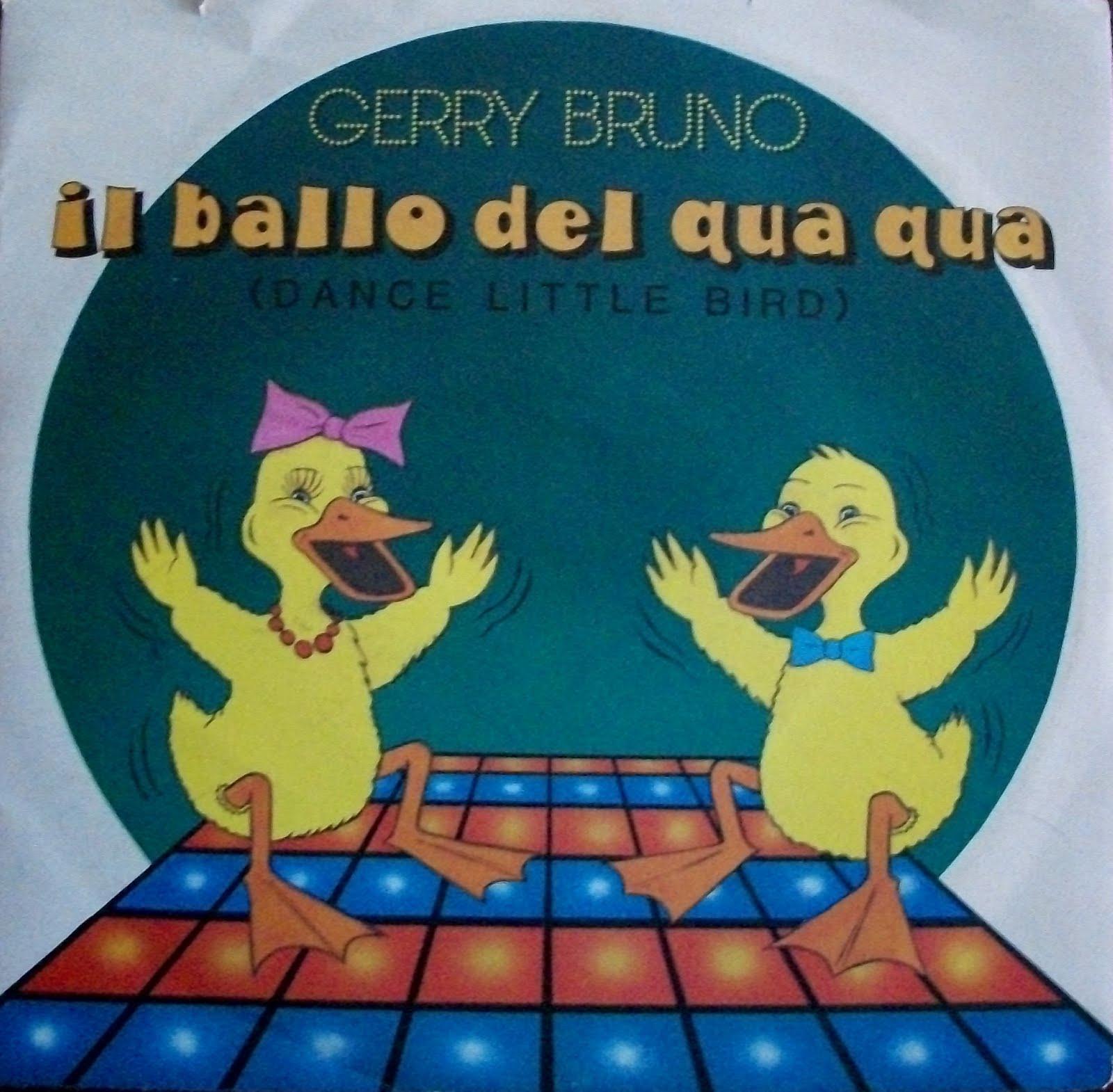 Le Note Di Euterpe Gerry Bruno Il Ballo Del Qua Quail Ballo Del