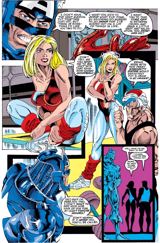 Captain America (1968) Issue #442 #396 - English 5