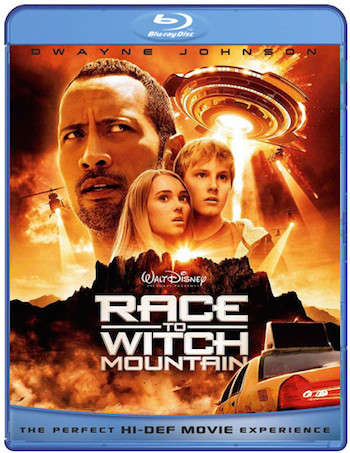 Race To witch Mountain 2009 Dual Audio BLuRay Download