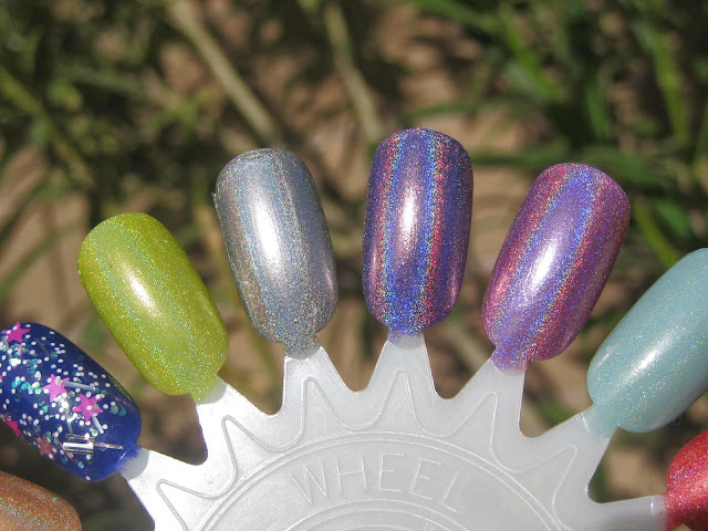 NailNation 3000 indie nail polish Hook Line and Sinker trio