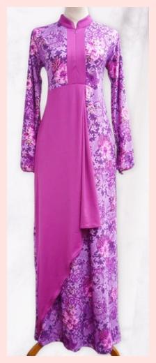 Berikut Beberapa Model Baju Batik Untuk Wanita Yang Bisa