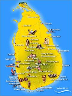 Sri Lanka – Travelogue