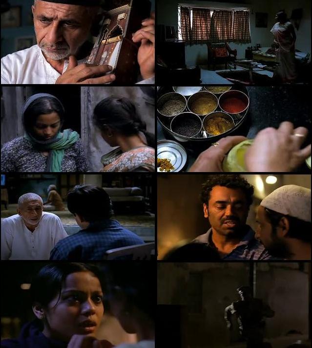 Firaaq 2009 Hindi 480p DVDRip 300mb