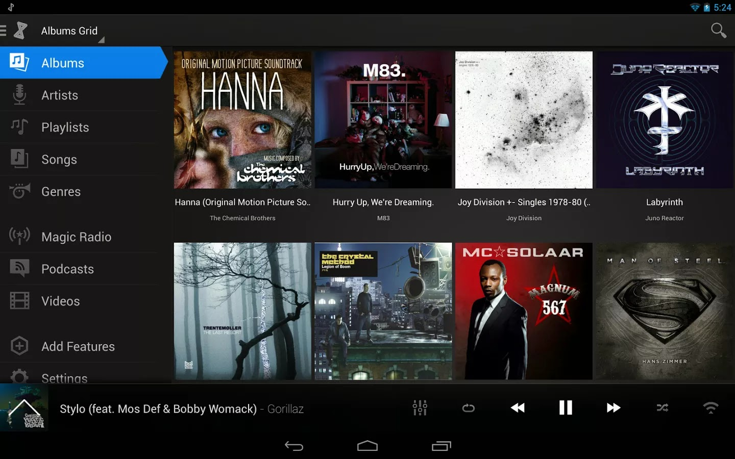 best-app-audio-android-music