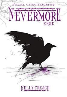Nevermore. Kruk - Kelly Creagh