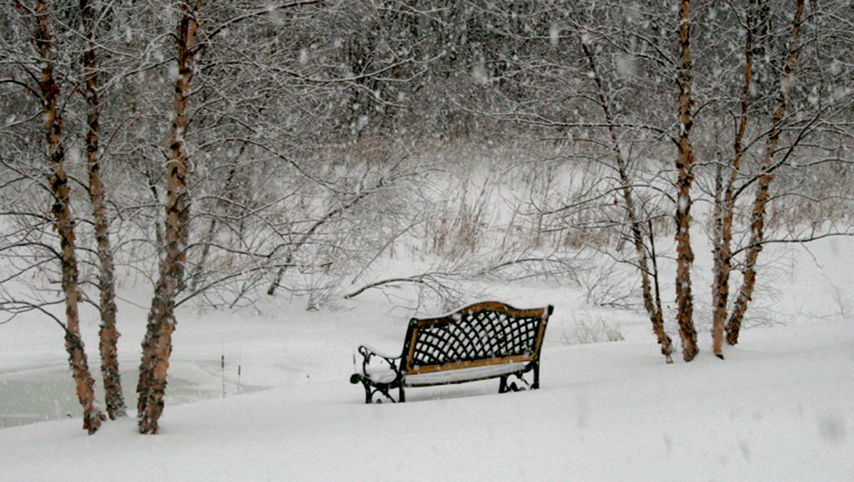Love Wallpaper: Foto-Foto Musim Salju yang Indah