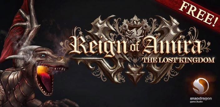 Reign of Amira™: TLK Apk v1.5.0.122 + Data Free [Atualizado / Torrent]