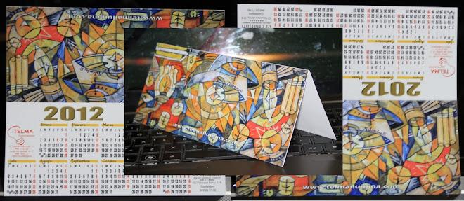 """""""CALENDARIO 2012"""""""