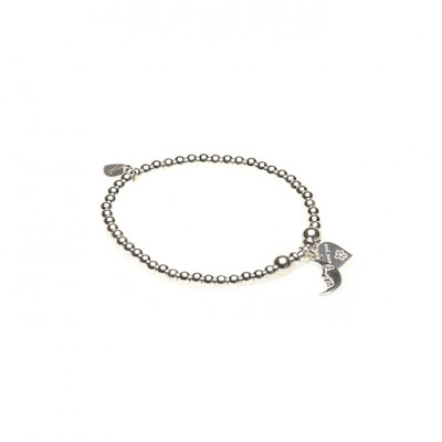 My Midlife Fashion, Bella Jane Jewellery Love You to The Moon Bracelet