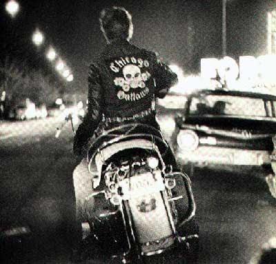 Cruzados - Motorcycle Girl