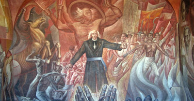 Miguel Hidalgo padre de la patría