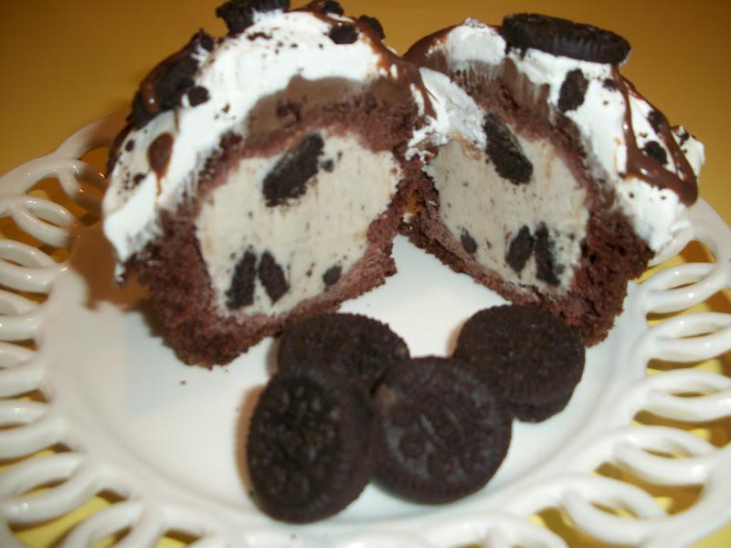how to make oreo ice cream cake at home