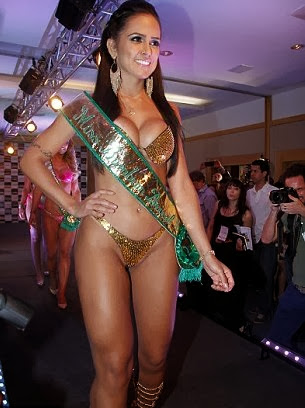 Dai Macedo is Miss BumBum Brazil 2013