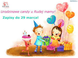 Candy u Rudej Mamy