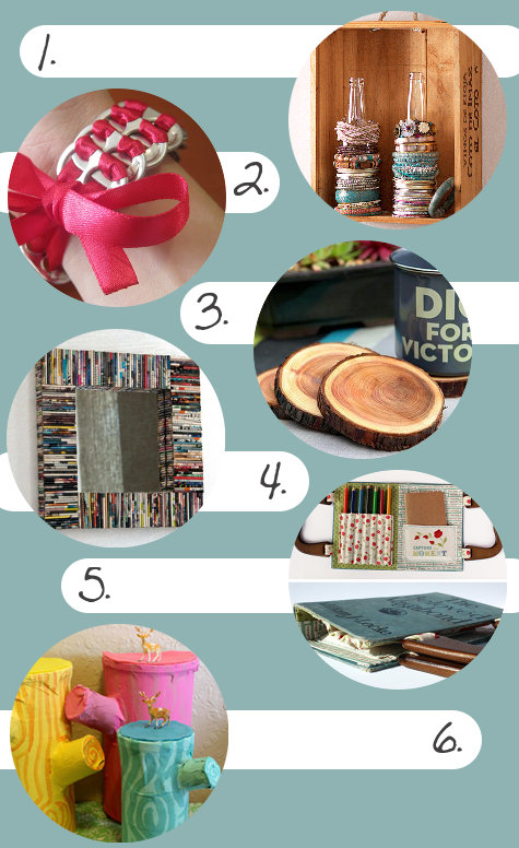 Creative Ways to Recycle Everyday Objects - Ecofriendly DIY Craft Projects