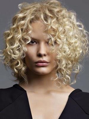 Cortes de cabello para mujeres 2014 rizado - doloritta.com