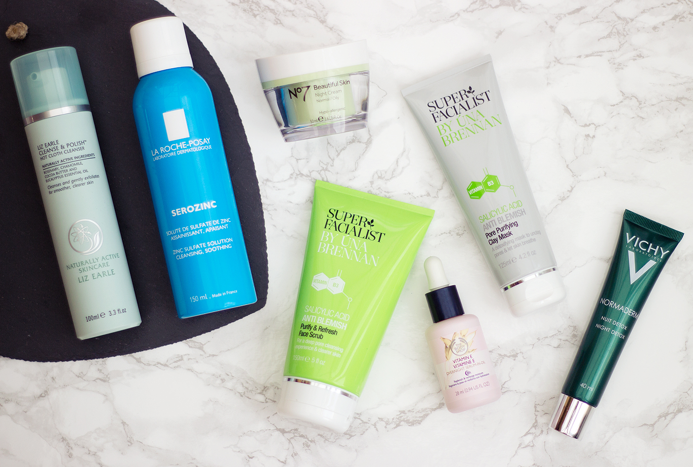 Skincare for oily skin, must-have skincare for oily skin