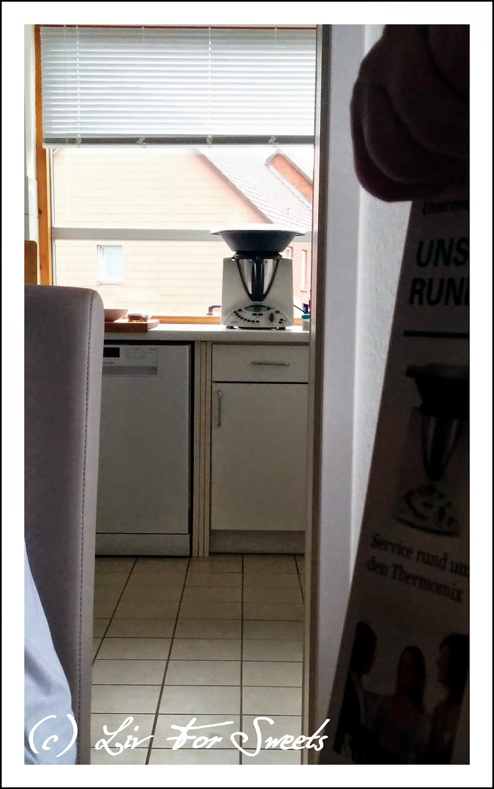 Der Thermomix TM31 in meiner Küche