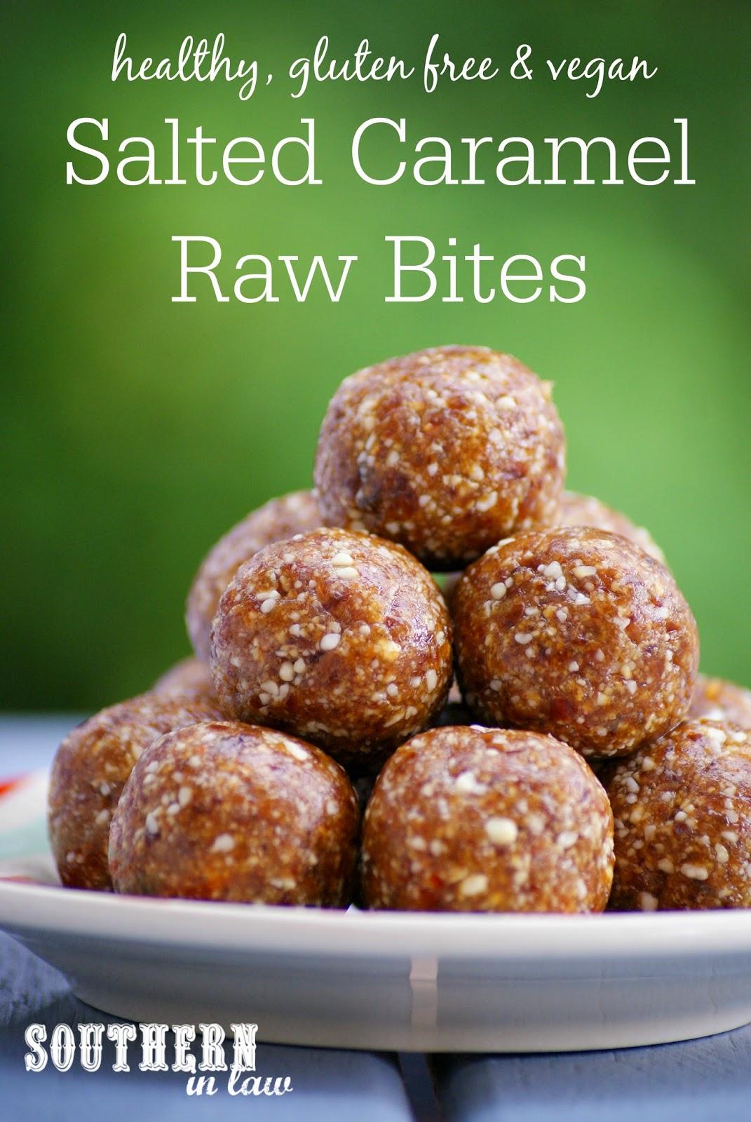 raw bites recept