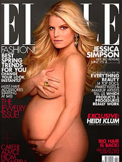 jessica simpson fat pregnant photos