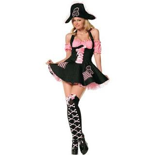 Fantasias de Piratas