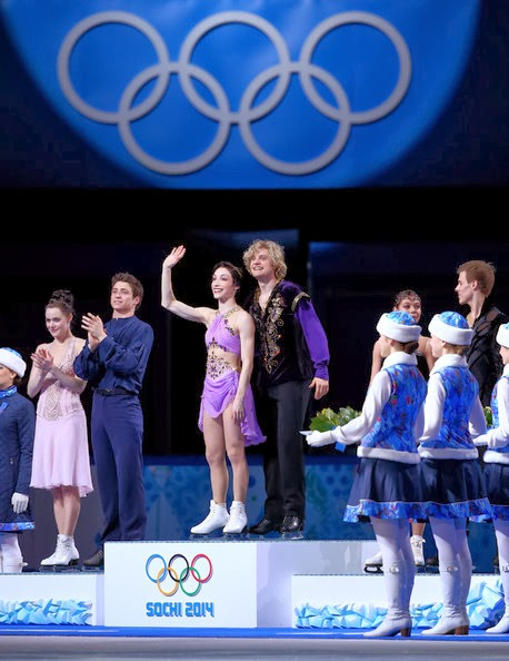 Olympic Ice Skating Costumes