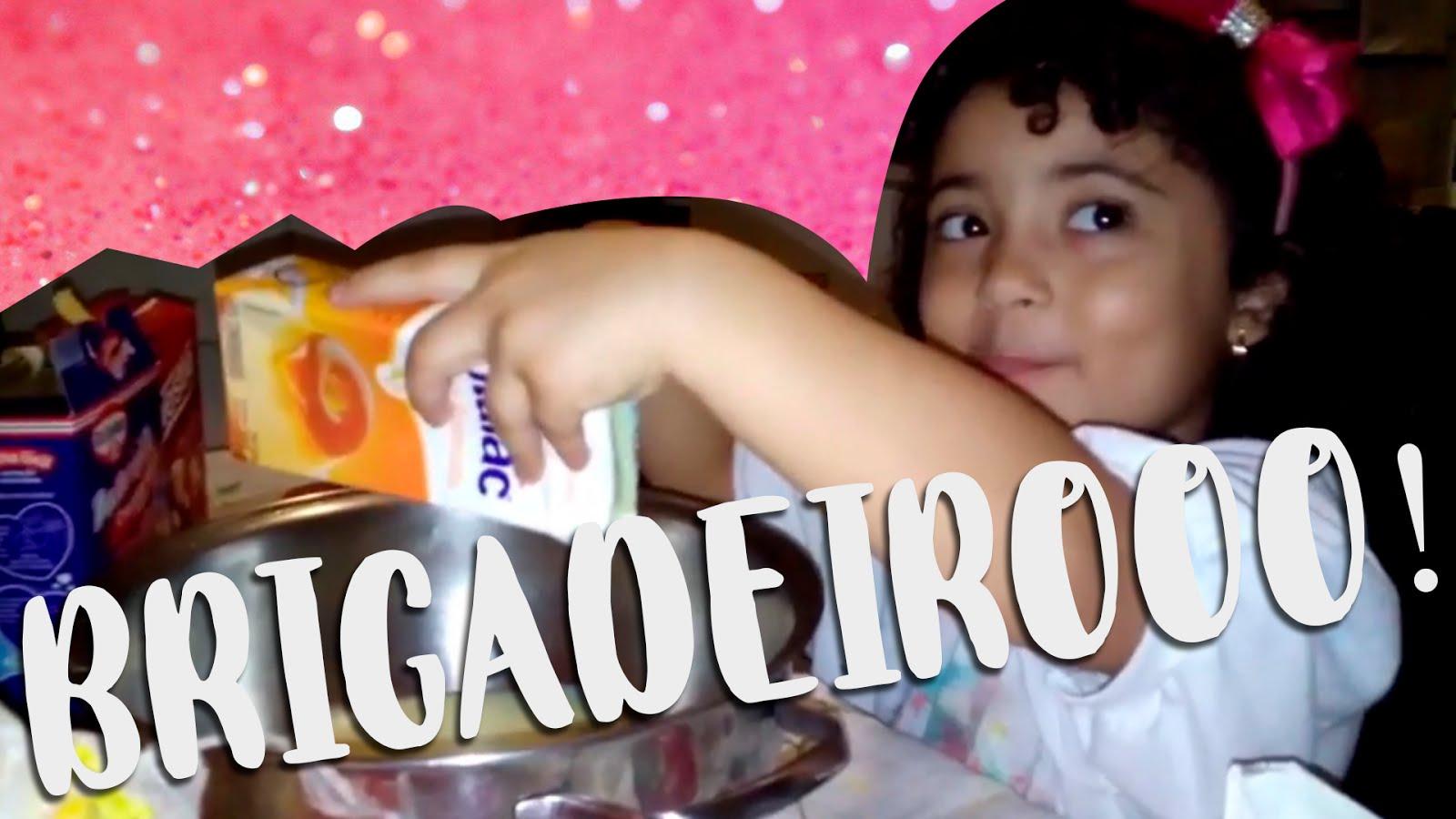 Canal no youtube da minha filha
