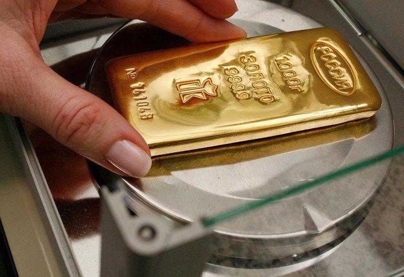 Proses Pembuatan Emas Batangan Di Rusia Browsing Gambar