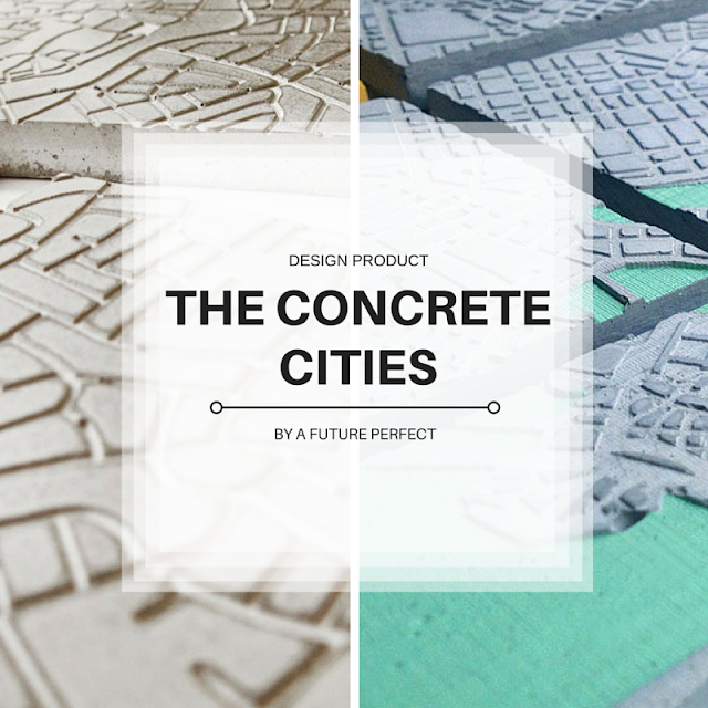 The Concrete Cities by A Future Perfect • the Round Button blog