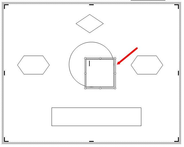 как нарисовать схему из блоков