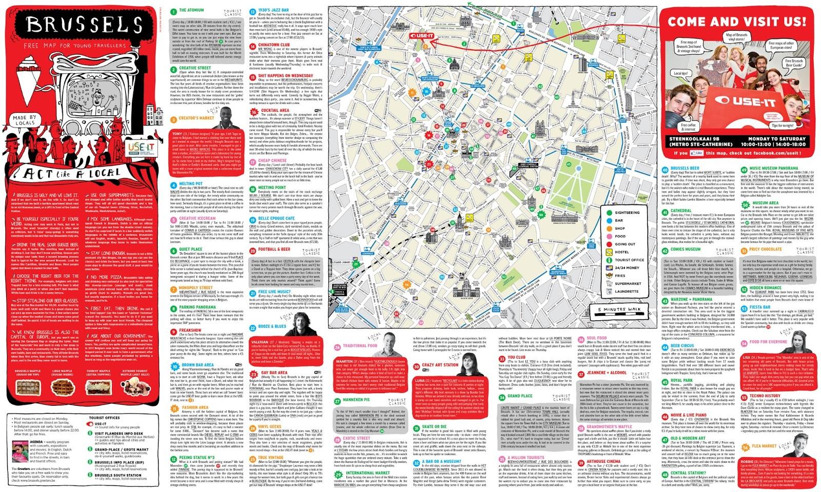 Transport Map Brussels Brussels Belgium Tourist Attractions Map – Brussels Tourist Map