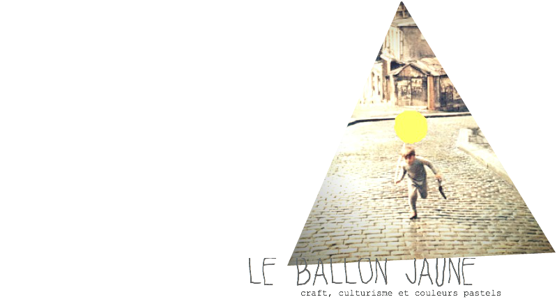 le ballon jaune's blog