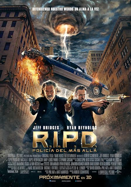 R.I.P.D: Policía Del Más Allá (2013)