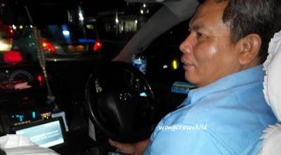 taxi aman di jakarta
