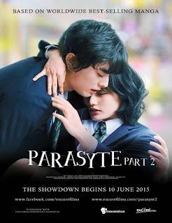 Kiseijû 2 (Parasyte: Part 2) (2015)