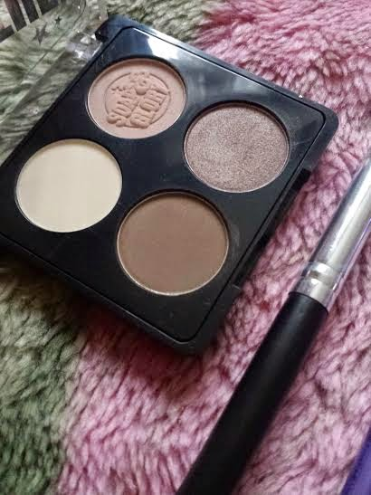 Soap and Glory's Lid Stuff Flawless Finish Eyeshadow in What's Nude, soap and glory lid stuff, soap and glory, soap and glory lid stuff what's nude, soap and glory what's nude