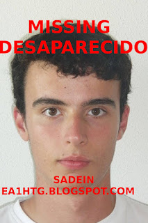 desaparecido en navara el dia 19 de diciembre del 2015 joel gonzalez