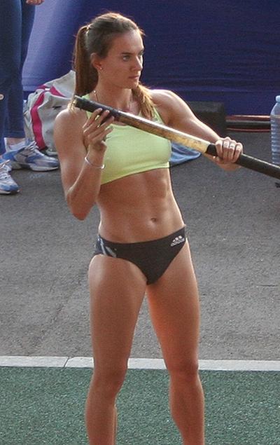 russian female olympians hot