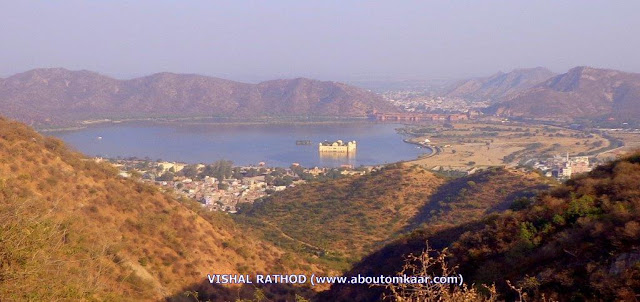 JAIPUR : Jal Mahal , (Travel India)