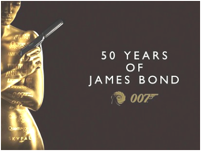 how many james bond movies is there