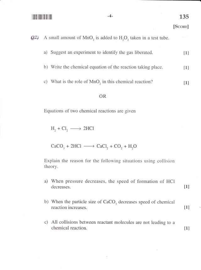 Kerala sslc examination 2015 chemistry question paper english download or preview chemistry question paper as pdf file more sslc question papers 2015 malvernweather Image collections