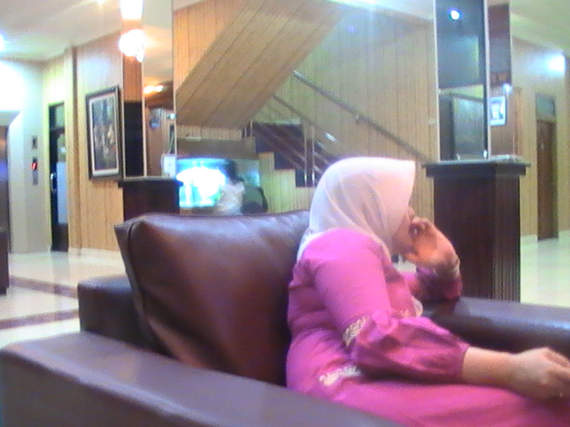 Mudik Jakarta Padang tahun 2014 memang melelahkan, Agung Car
