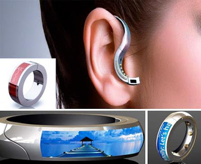 Creative and Innovative Bluetooth Jewelry (11) 3