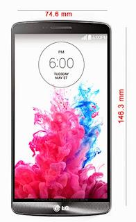 LG G3 CDMA GSM LTE