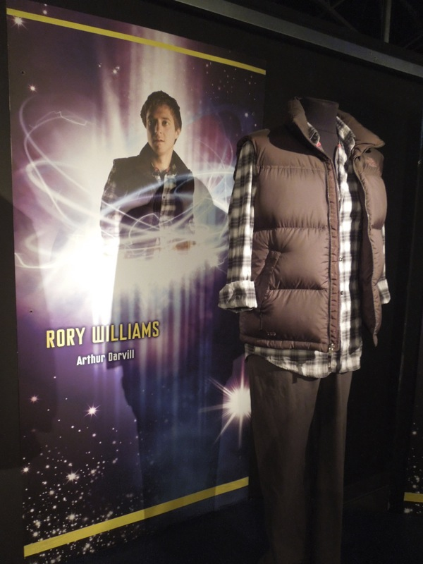 Arthur Darvill Rory Doctor Who costume