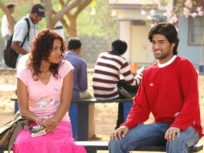 Happy days indian telungu chandu is attracted to beautiful madhu from the first day the tomboy appu and and rajesh who like to run behind girls becomes friends fast enough m4hsunfo