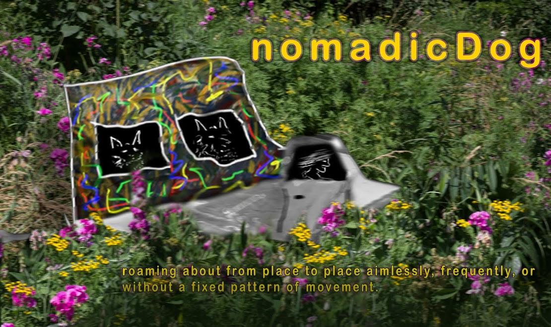 nomadicDog