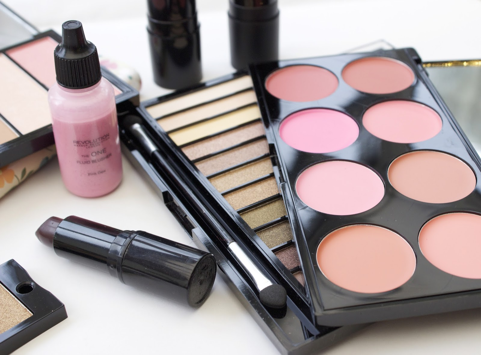 Brand of the Year Makeup Revolution